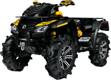 Can-am outlander X-mr